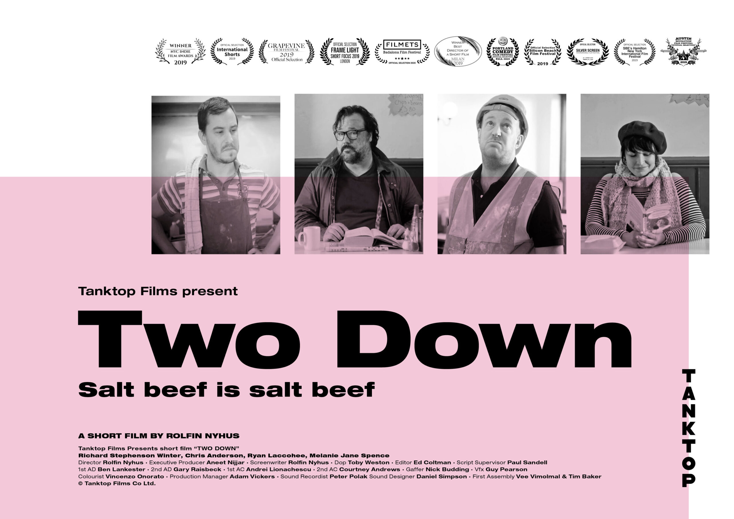 Two Down - A short film by Rolfin Nyhus